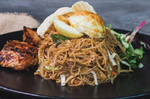 Chicken N' Noodles