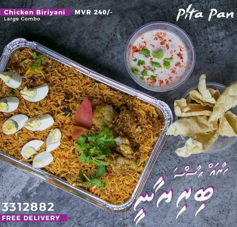 Chicken Biryani Combo