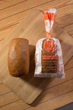 Mini Brown Bread