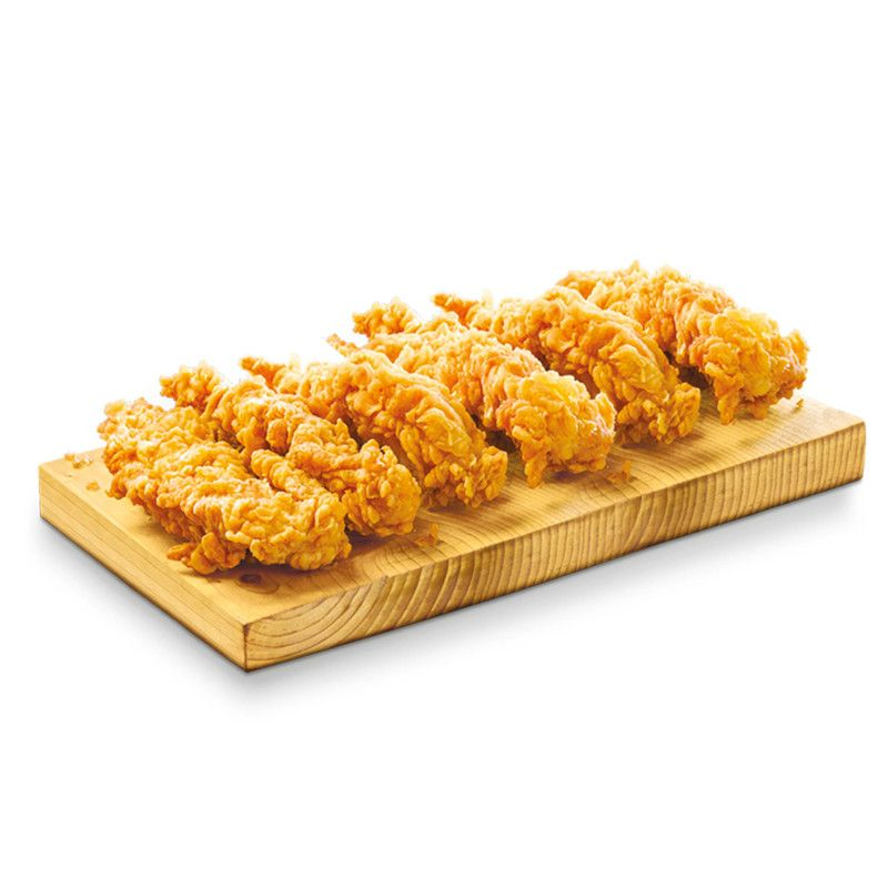 Boneless Chicken Strips 6pc