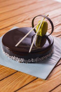 Chocolate Mousse 1/2 Pound