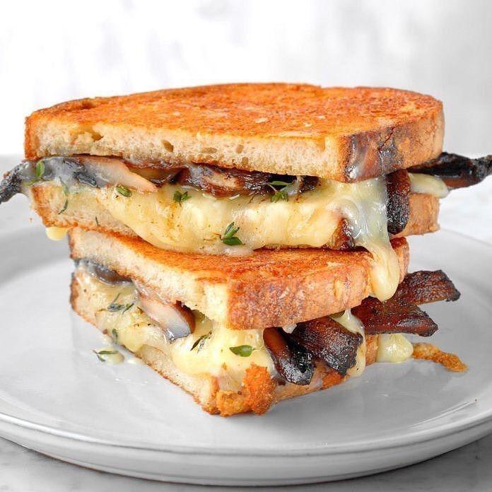 Beef  Bacon & Cheese Sandwich