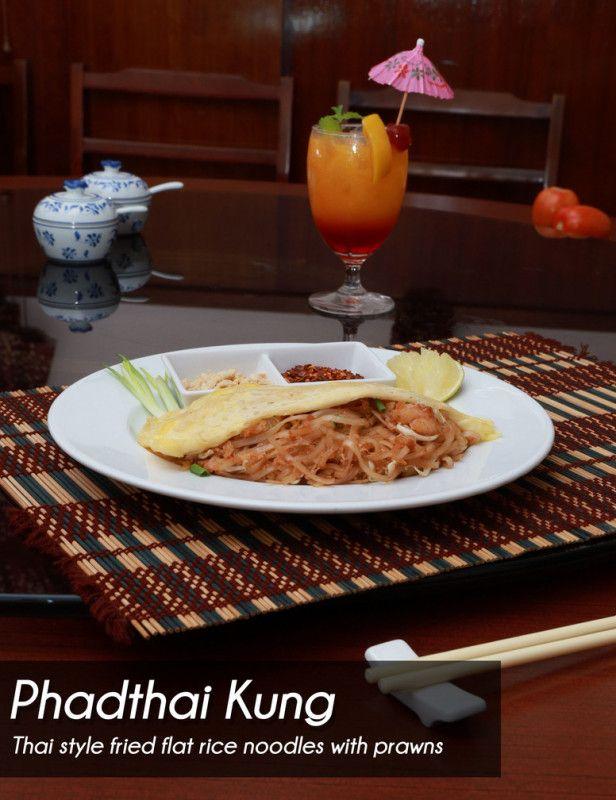 Phadthai Kung - Single Portion