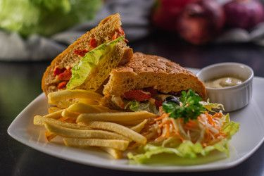 Chicken Tandoori Sandwich