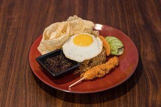 Nasi Goreng Paprik Mixed