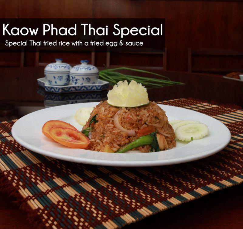 Kaow Phad Thai Special - Single Portion