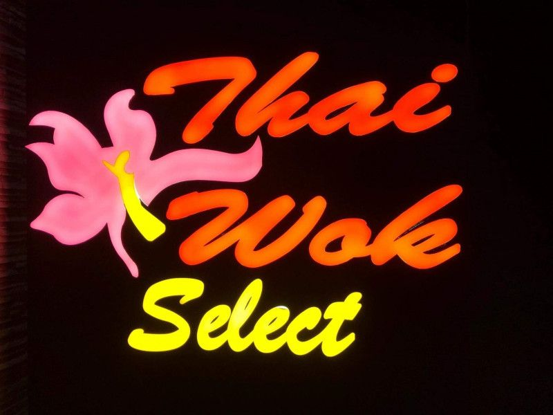 Phad Nua Phak Bung - Single Portion