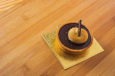 Choco Caramel Tart