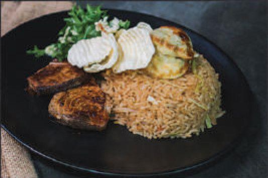Tuna N' Rice