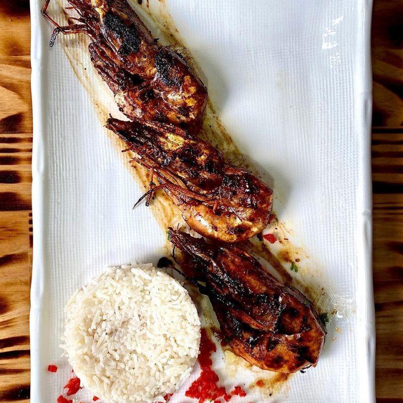 Rubyan Meshwi Grilled Praws