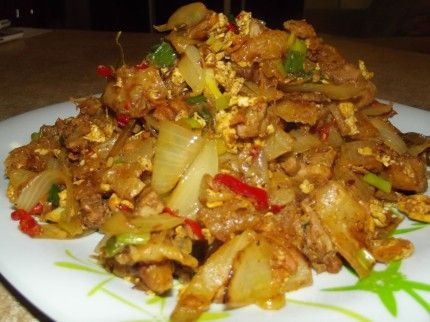 Chicken Kottu