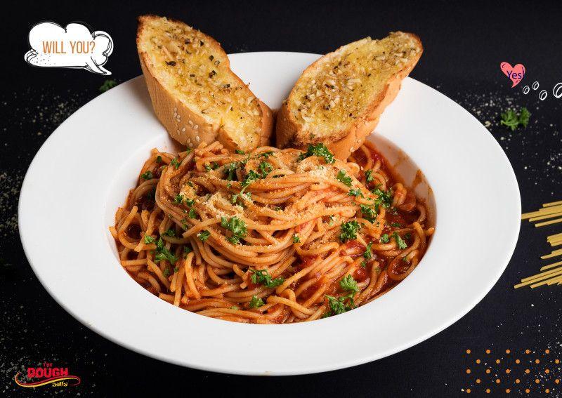 Spaghetti Napolitano