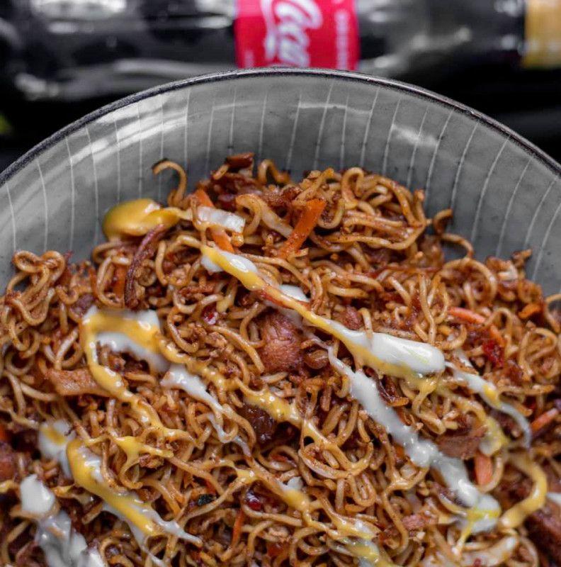 Goreng Goreng Beef Fried Noodles