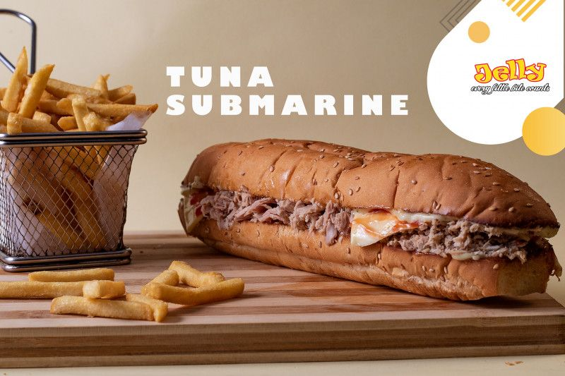 Tuna Submarine