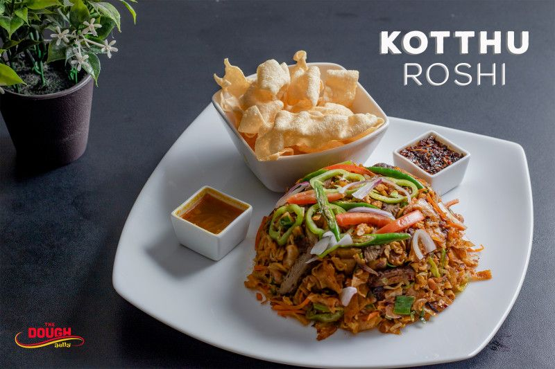 Chicken Kottu Roshi