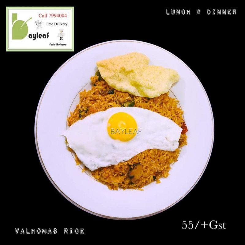 Valhomas Rice