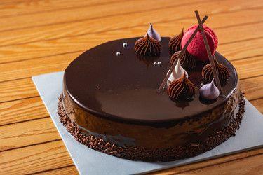 Chocolate Gateaux 2 pound