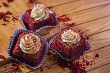 Red Velvat Muffin