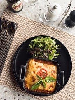Lasagna Al Forno - Chicken