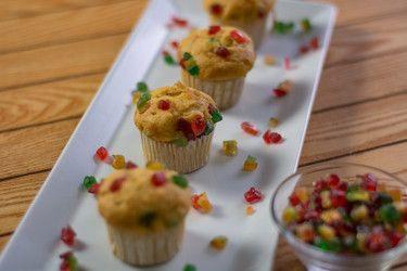 Muffin Mixed Fruit