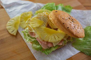 Hawain Sandwich